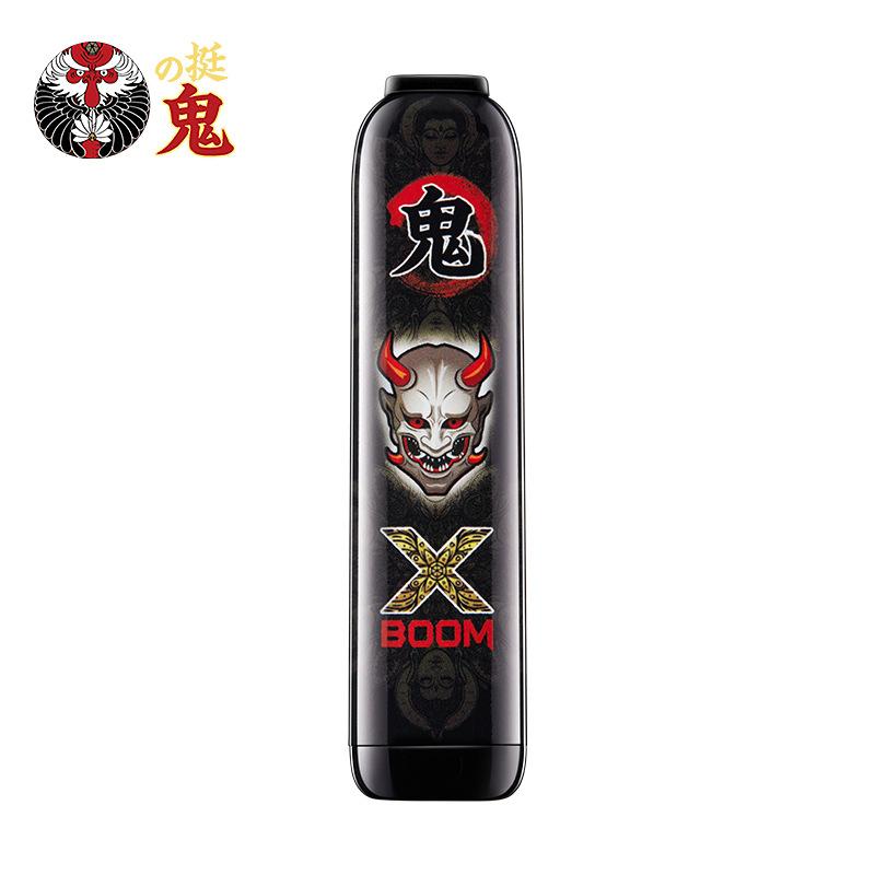 挺鬼X-BOON吸入式牡